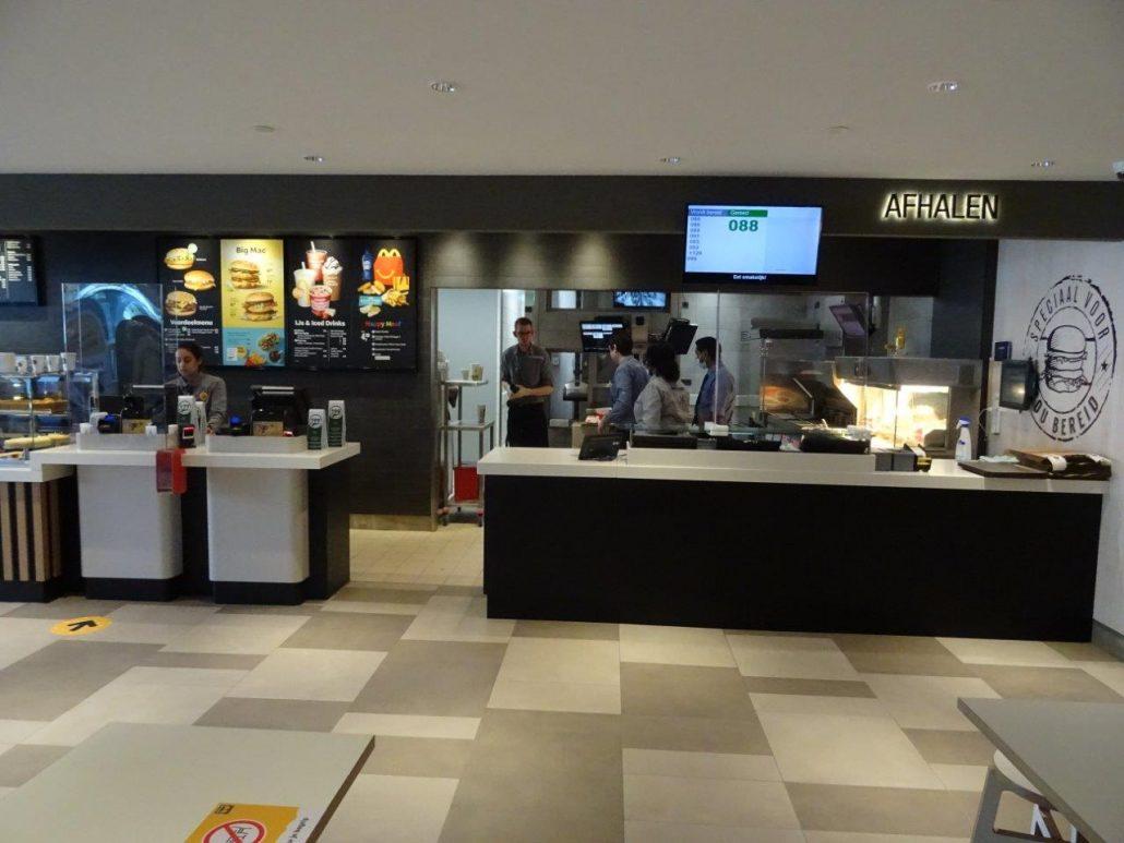 McDonalds Leidschendam